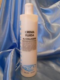 Крем-флюїд для тіла з колагеном
